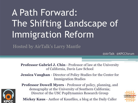 A Path Forward: the shifting landscape of immigration reform