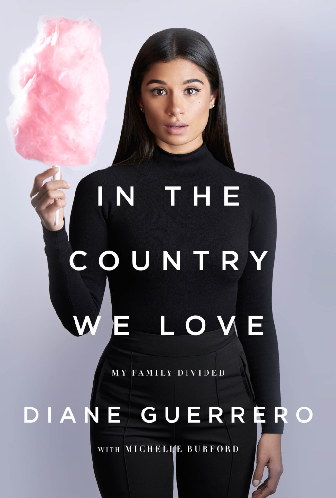 The cover of Diane Guerrero's memoir