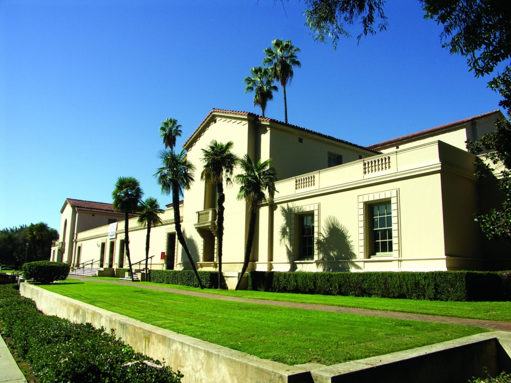 Pasadena's historic Central Library has been closed due to seismic concerns. (Courtesy of the city of Pasadena)