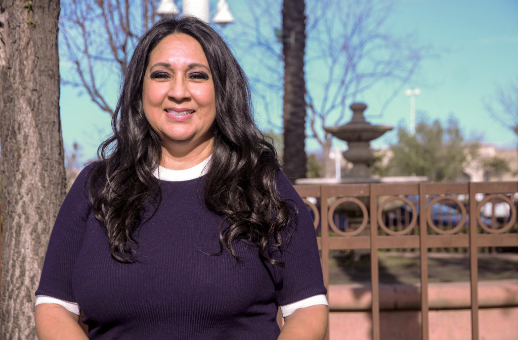 Ramona Villarreal-Padilla is Lindsay's first Latina mayor. The mayorship pays $75 a year and rotates among City Council members. She won her seat by about 50 votes in the 2014 election.