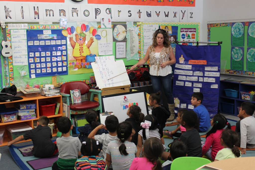 Audio The Kids In Lausd Who Most Need Dual Language Instruction