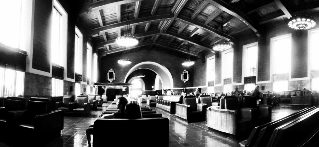 An image of Union Station taken in 2011.