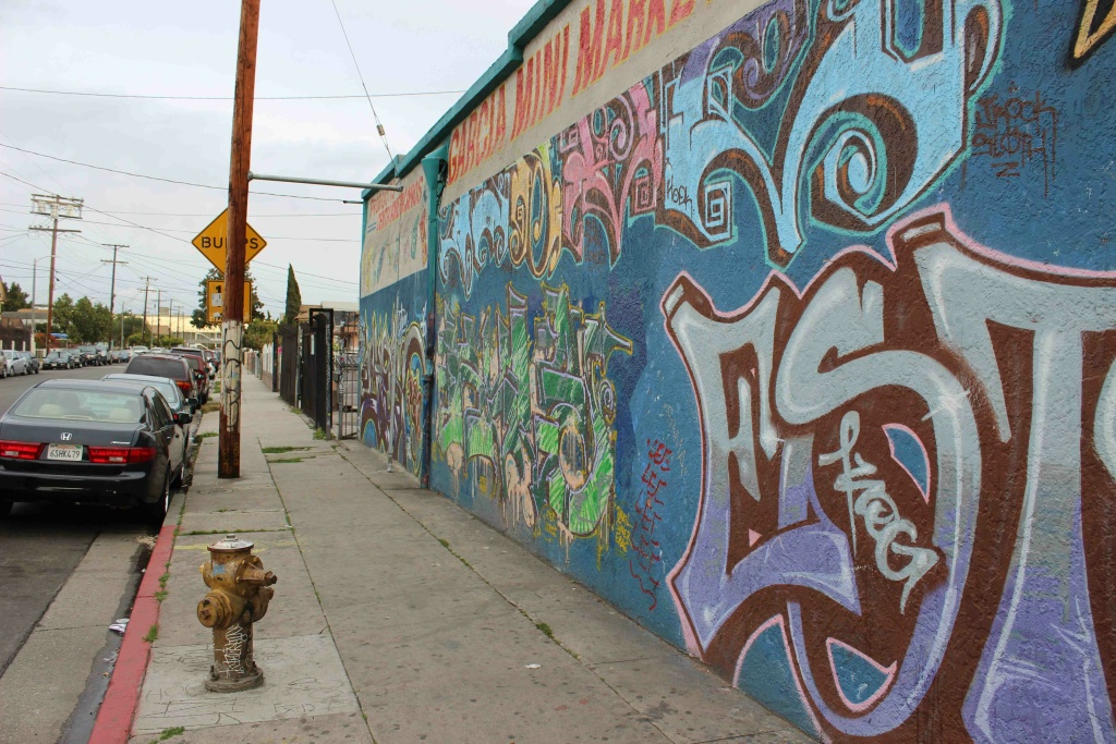 Next year's Public Works budget will have less money for graffiti cleanup, trash bags and community cleanup events.