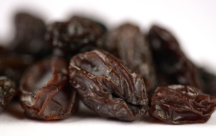 New Study Suggests That Raisins Aid In Oral Health