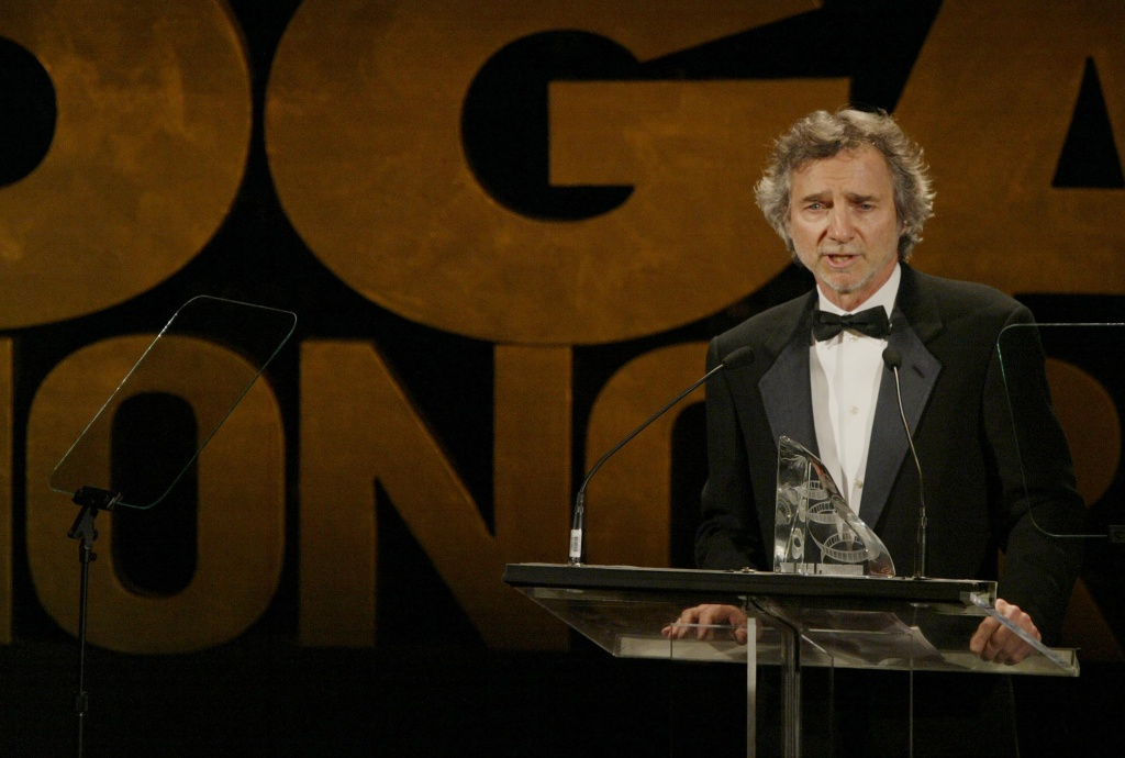 Director Curtis Hanson photographed during  the