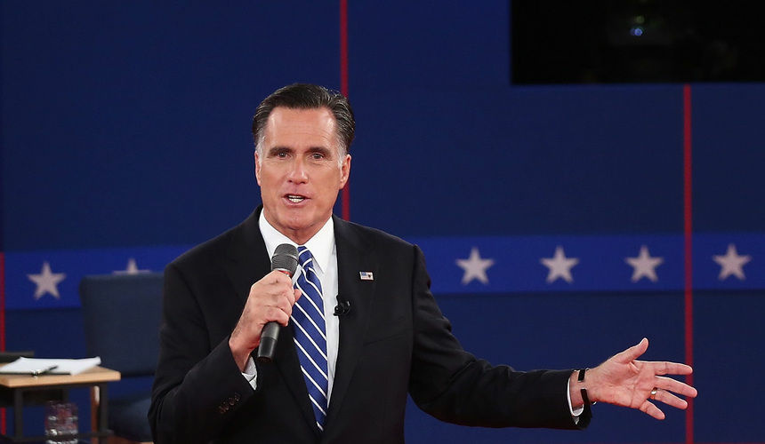 In the presidential debate on Oct. 16, Mitt Romney presented a hypothetical way to cap deductions and raise revenue.