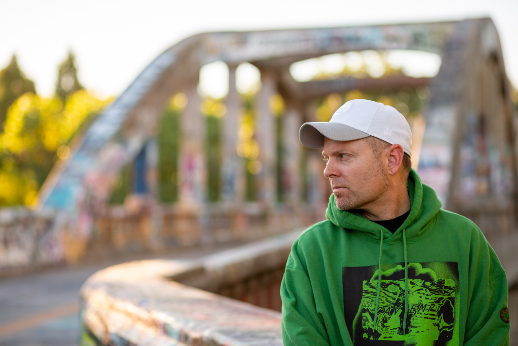 DJ Shadow's latest album is titled