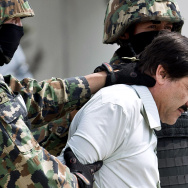 MEXICO-DRUGS-CHAPO GUZMAN-ARREST