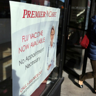 Aggressive Flu Strain Arrives Early And Spreads Rapidly Through U.S.