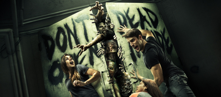 File: Greg Nicotero, co-executive producer and director of special effects make-up artist for AMC's