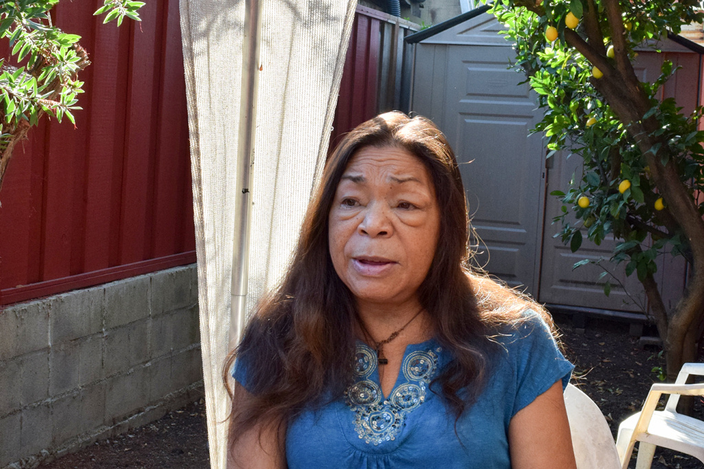 Anita Willis, 58, talks about her experience having to leave a San Jose nursing home while still disabled. Patient advocates say her case highlights an increasing willingness among some nursing homes to evict costly or problematic patients.