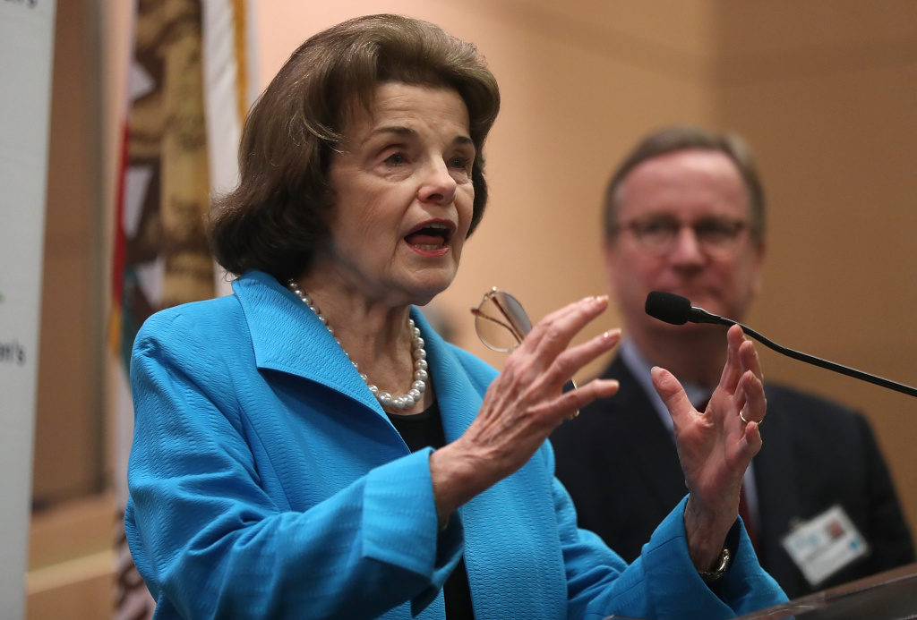 Dianne Feinstein To Run For Fifth Term