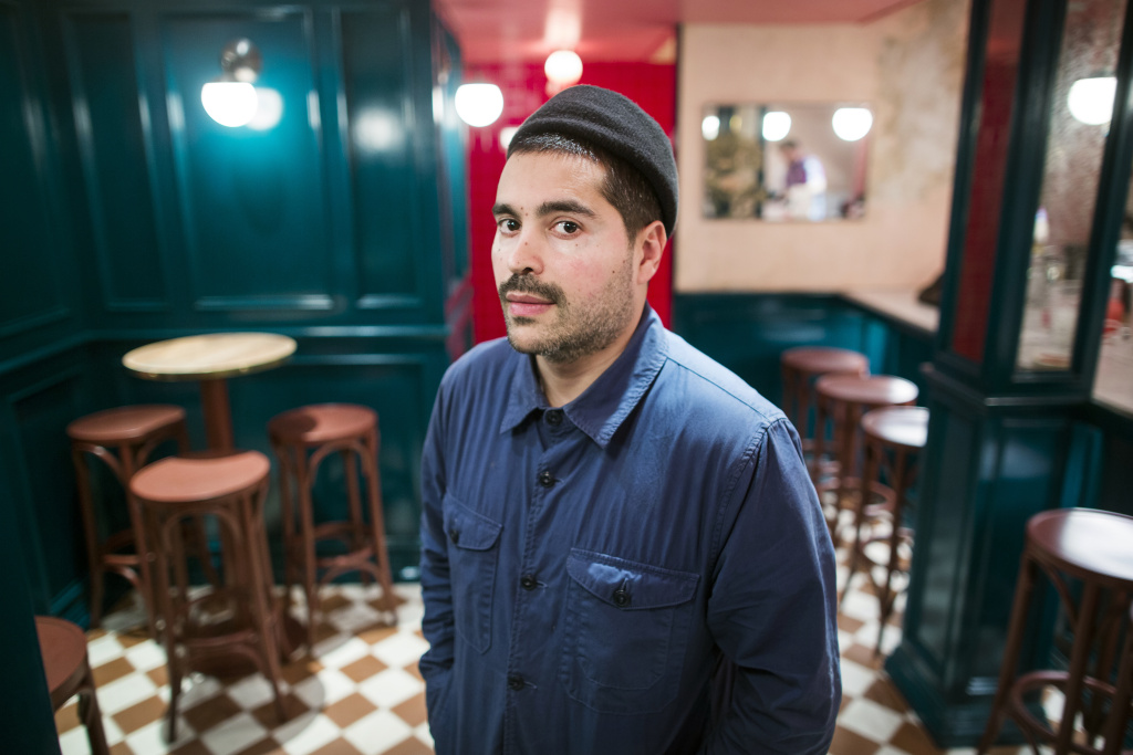 Reza Fahim is the owner of a new bar in East Hollywood called Girl at the White Horse. The space is set to open on Feb. 27, 2017. The new venue is Fahim's second Los Angeles bar – he owns Tenants of the Trees in Silverlake.