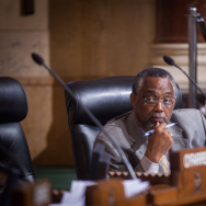 Los Angeles City Councilman Curren D. Price