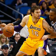 Los Angeles Lakers v Orlando Magic