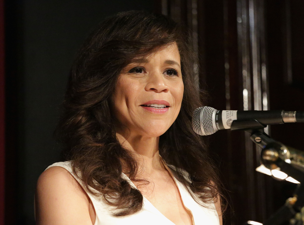 Actress/honoree Rosie Perez speaks during Stella By Starlight, Stella Adler Studio Of Acting Fundraising Gala on June 2, 2014 in New York City.