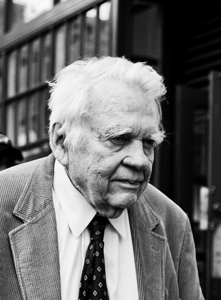 Andy Rooney's final appearance on 60 minutes is scheduled for October 2nd.