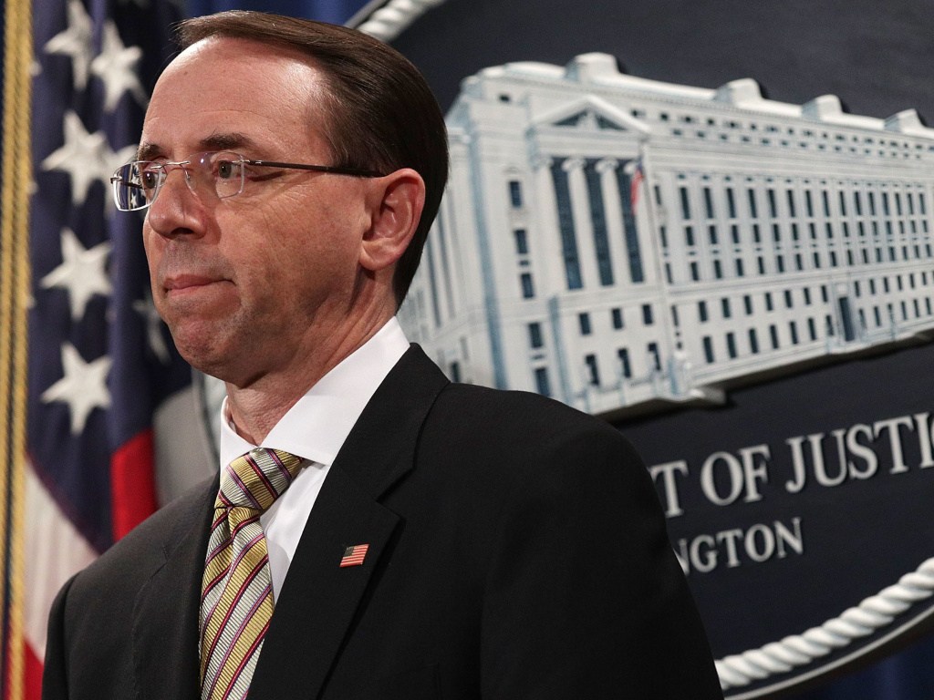 Deputy U.S. Attorney General Rod Rosenstein has agreed that the Justice Department and the FBI will meet with members of Congress who want secret information about the Russia probe.