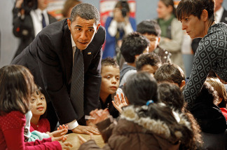 The Obama administration starts the No Child Left Behind overhaul