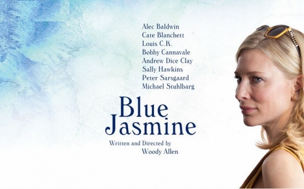 Blue Jasmine, written and directed by Woody Allen