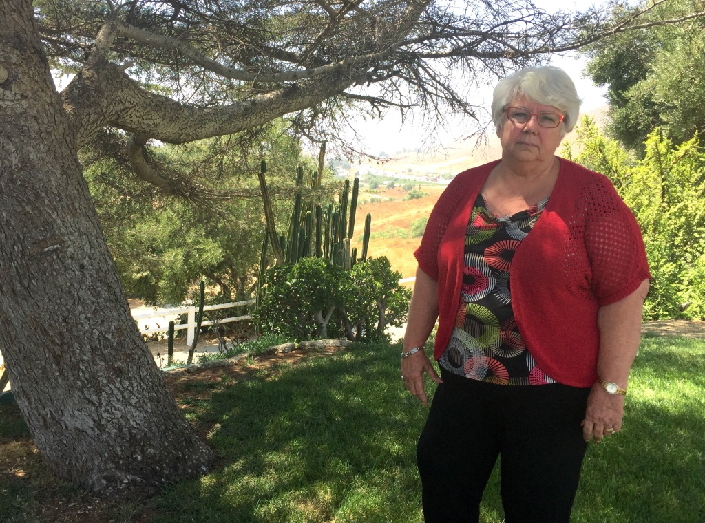 Penny Newman, founder of the Center for Community Action and Environmental Justice in Jurupa Valley, lead the fight to clean up the Stringfellow Acid Pits. She's retiring after 39 years.