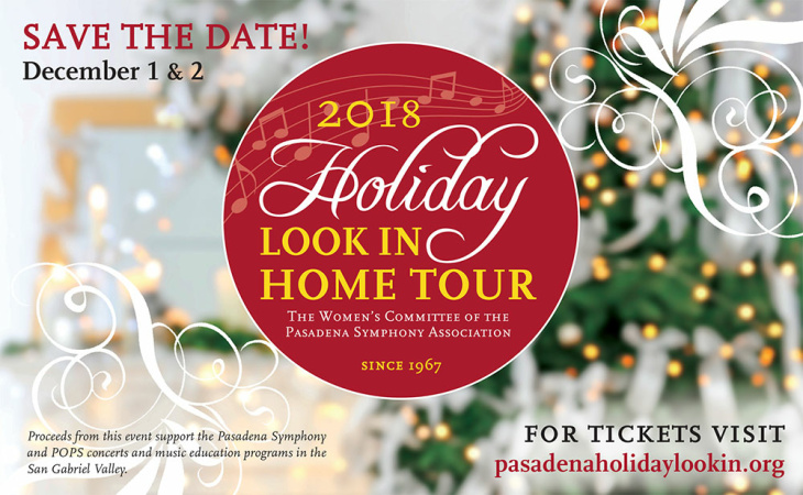 2018 Holiday Look In Home Tour and Boutique