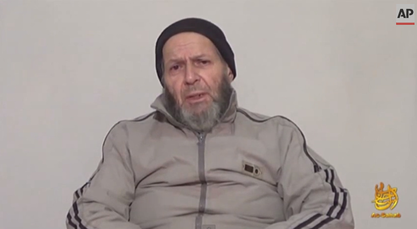 In a video sent to news outlets by al-Qaida's media wing, Warren Weinstein, 72, is heard appealing to President Obama to negotiate his release.