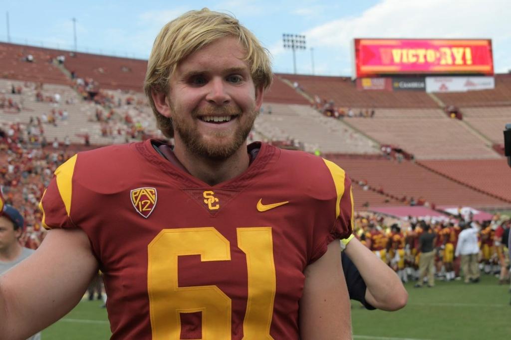 USC's Jake Olson