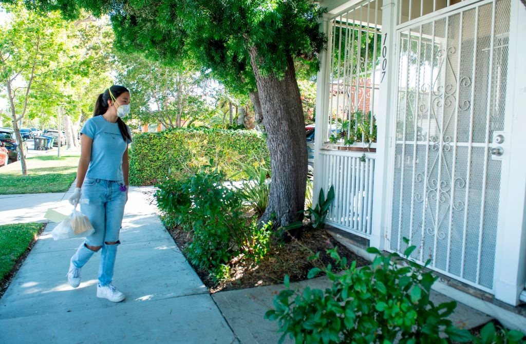 Mira Kwon, the 16 year-old high school student who launched the Los Angeles branch of