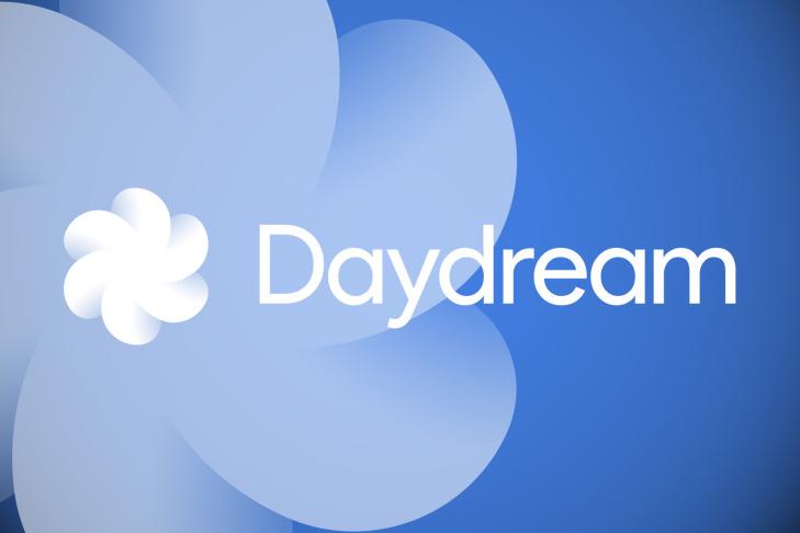 Logo for Google's Daydream VR headset.