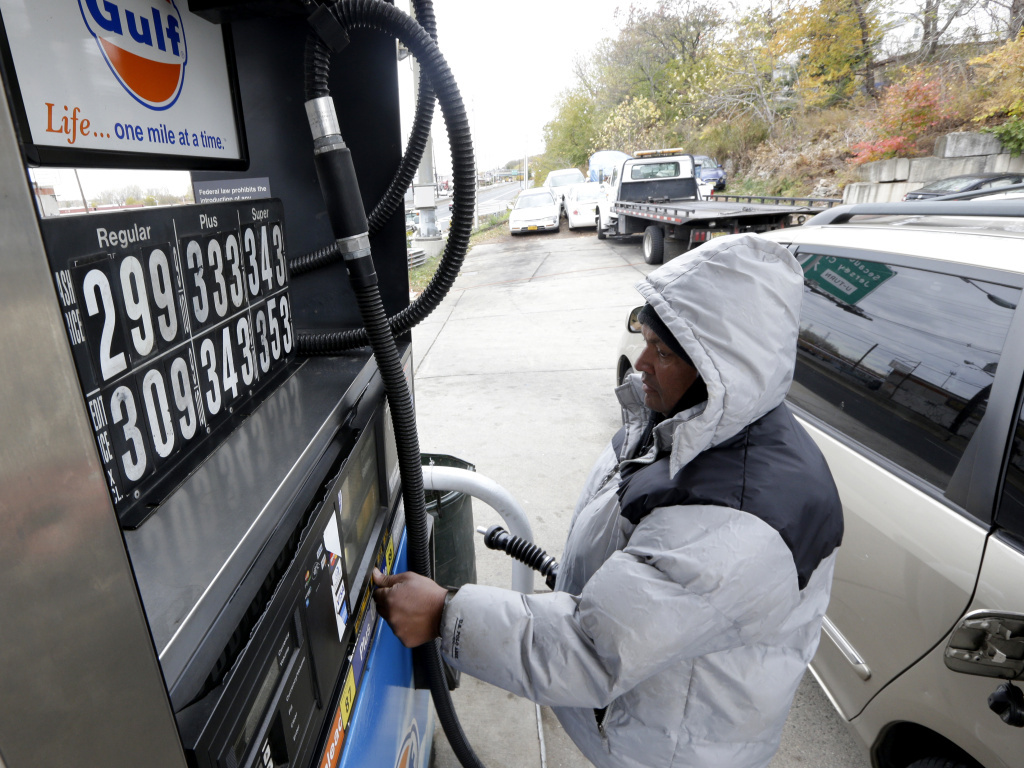A San Jose Mercury News article says gas prices in California could rise to $4 a gallon in a month.