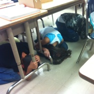 earthquake drill great shakeout