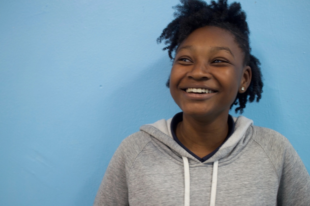 Monica Wilson, a rising 8th grader at KIPP Scholar Academy, used to think it was