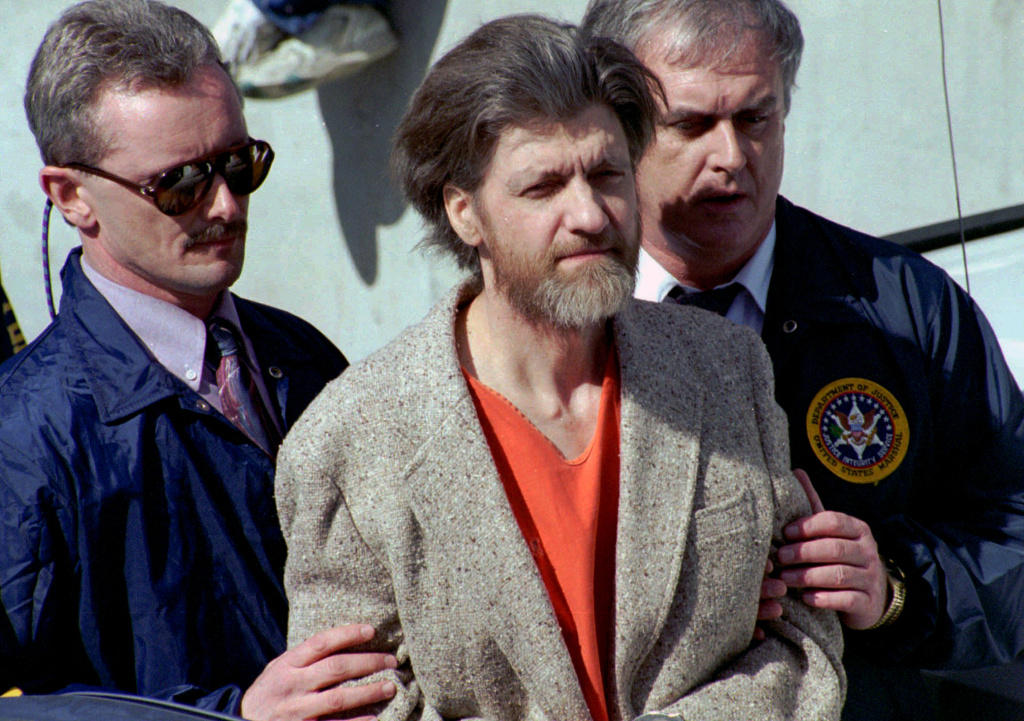 Ted Kaczynski, better known as the