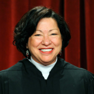 US Supreme Court Associate Justice Sonia