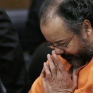 Ariel Castro appears in court during the sentencing phase on Thursday in Cleveland. Castro pleaded guilty last week to 937 counts, including kidnapping, rape and aggravated murder.