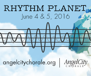 Angel City Chorale - Rhythm Planet
