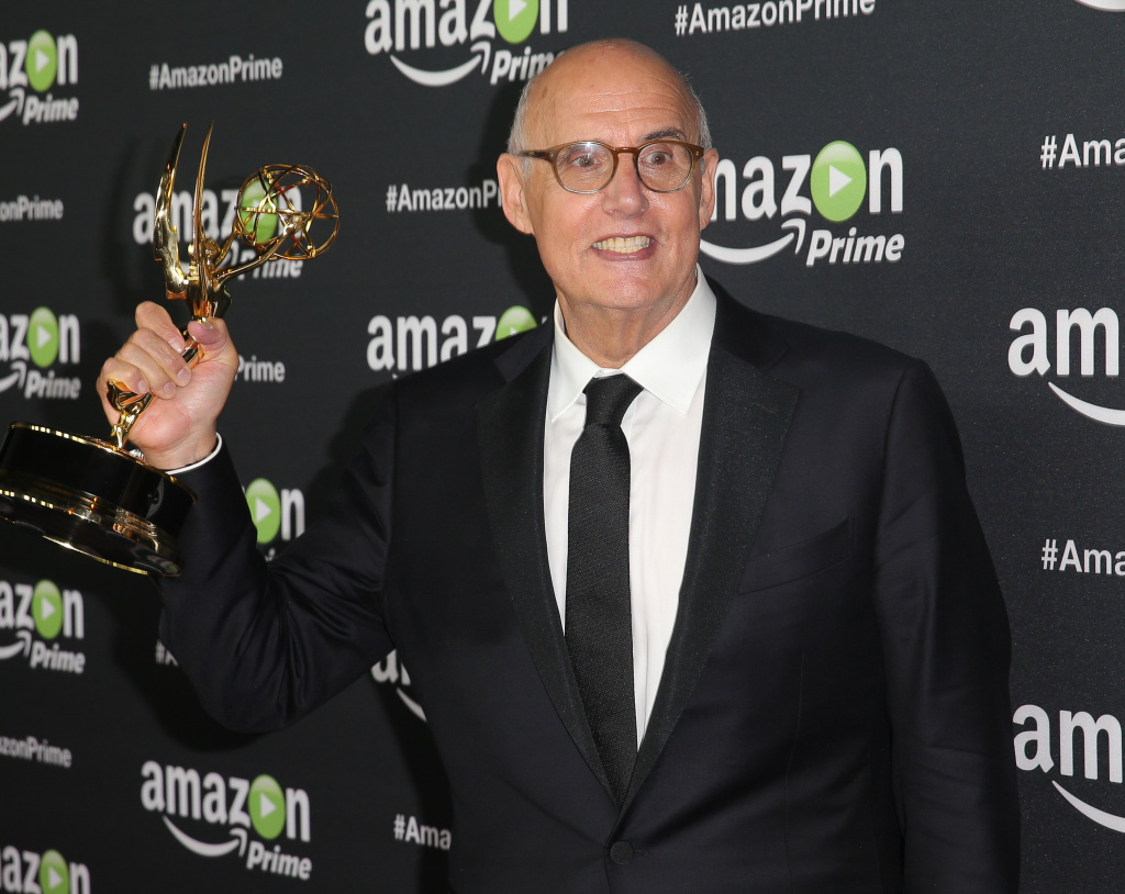 Actor Jeffrey Tambor attends Amazon Video's 67th Primetime Emmy Celebration at The Standard Hotel on September 20, 2015 in Los Angeles, California.