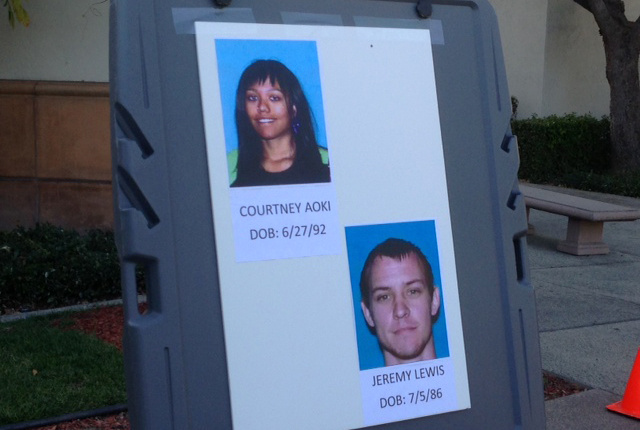Two of the victims of suspected Orange County shooter Ali Syed, who killed three before killing himself on Tuesday, Feb. 19, 2013.