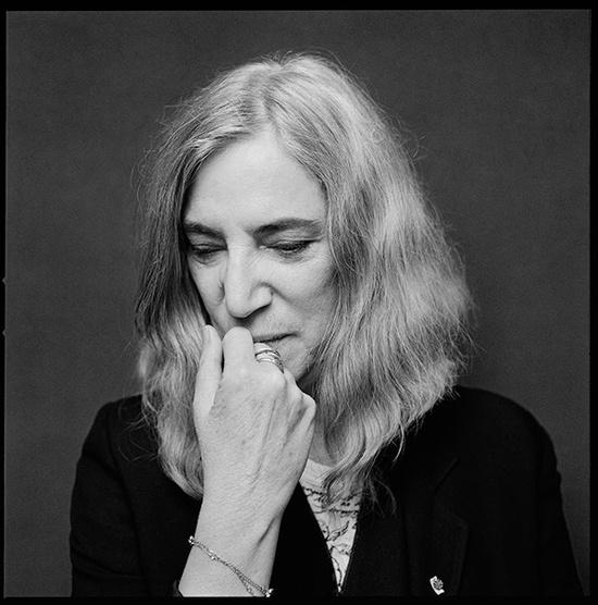 Off-Ramp® | Patti Smith, Robert Mapplethorpe, the Getty ...