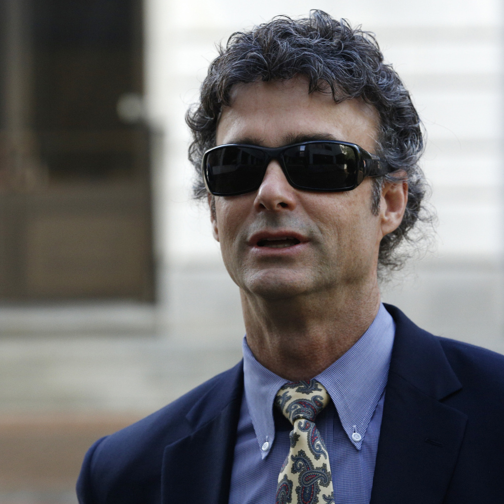 Former BP drilling engineer Kurt Mix, who has been convicted of obstructing justice.