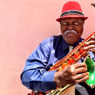 Sax legend Big Jay McNeely was born in Watts in 1927. He started playing sax in the 1940s, and hasn't stopped. He's being honored at the Grammy Museum May 17.