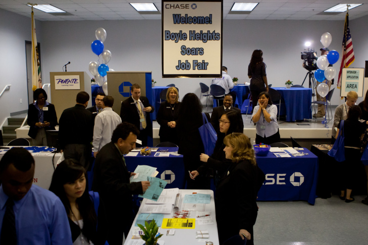 Boyle Heights Job Fair