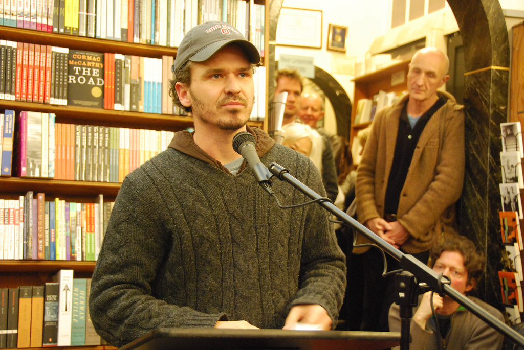 Writer Dave Eggers is among those concerned about NSA spying.