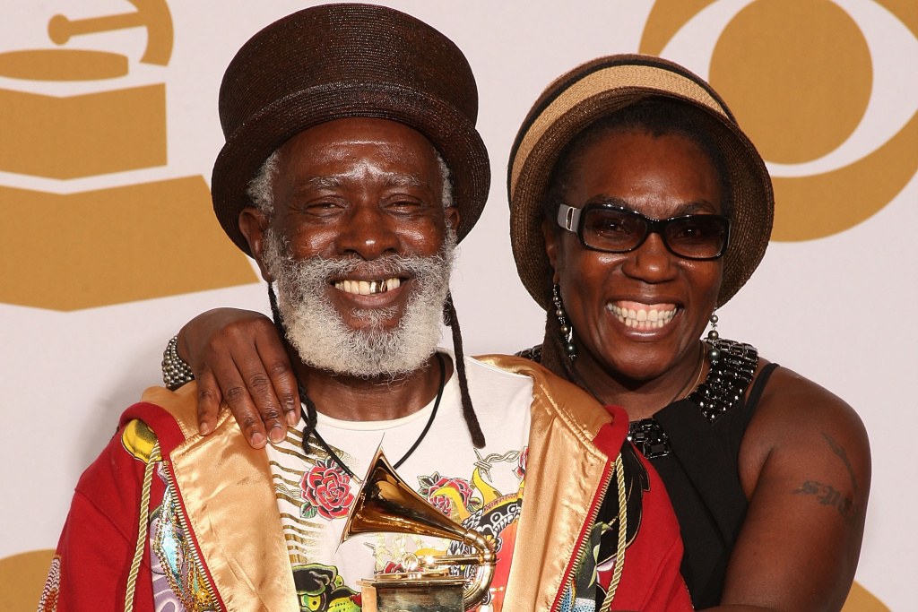 The Frame Jamaican Reggae Legend Burning Spear To Play His Final
