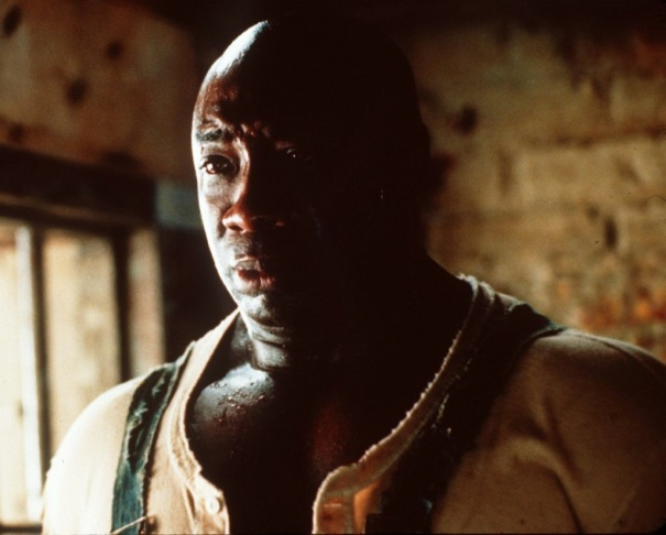 Actor Michael Clarke Duncan in a scene from the film