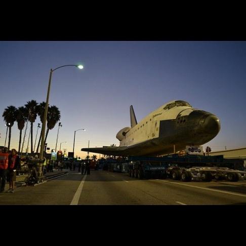 UGC Shuttle Endeavour