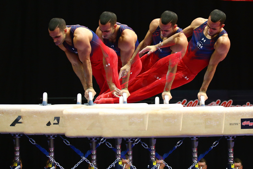 NBC has been airing the U.S. Olympic Trials on its cable and digital networks.