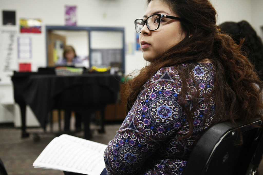 Being bilingual and gifted has opened many doors, says Alejandra.