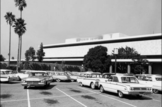 Fashion Square Shopping Mall in Santa Ana. Can you help us date this photo? Send an email to offramp@kpcc.org.